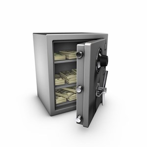 Cash in the safe By PT  Ikonoa Solusindonesia