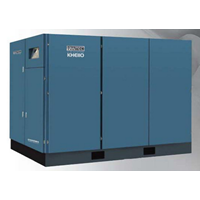 Electric Fixed Screw Air Compressors 1