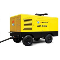 Diesel Powered Portable Screw Air Compressors ( Kompresor Angin ) 1