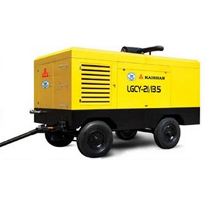 Diesel Powered Portable Screw Air Compressors ( Kompresor Angin )