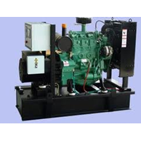 Genset Deutz Open 1