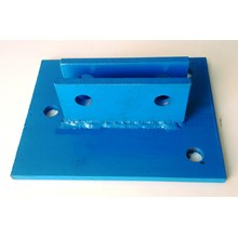 Base Plate 200x157x8 mm