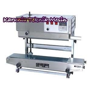 CONTINOUS BAND SEALER DAN CONTINOUS BAND SEALER WITH GAS FILLING