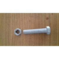 Distributor Mur Dan Baut Hex Bolt Nut 3