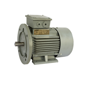 FOOT AND FLANGE MOUNTED 3 PHASE SQUIRREL CAGE INDUCTION MOTORS