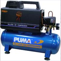 Kompresor Angin Puma Oil Less