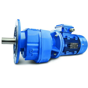 Helical Geared Reducers MEZ MRF