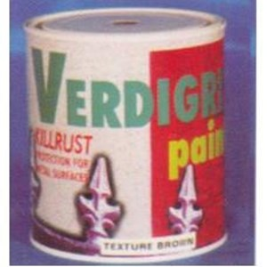 VERDIGRIS CLEAR VARNISH 1Kg