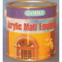 ACRYLIC MAT EMULSION - 16 Colours 1