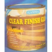CLEAR FINISH MATT GLOSS (KAYU) 1Kg 1