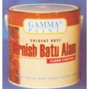 VARNISH BATU ALAM (1 Liter)
