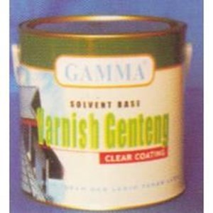 VARNISH GENTENG – Clear Coating