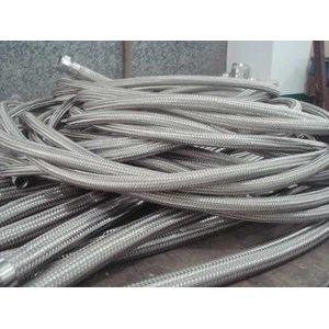 FLEXIBLE METALLIC HOSE STAINLESS STEEL 304