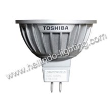 Toshiba MR16 LED lights