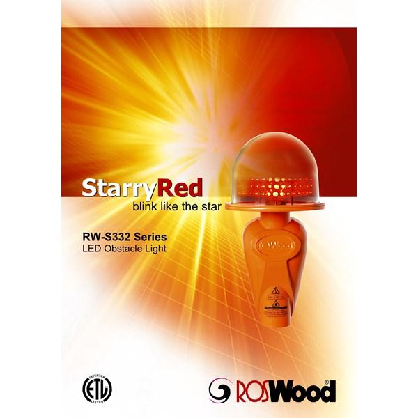 LED Obstruction Light ROSWood