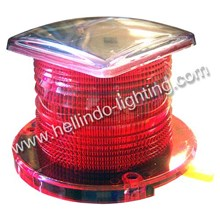 Solar Powered Buoy Lights Red