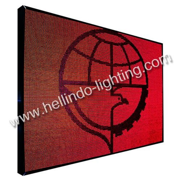 Running Text LED Display Signboard