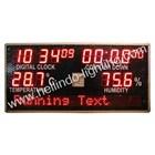 Display Temperature - Display Humidity 1