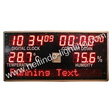 Display Temperature-Humidity Display