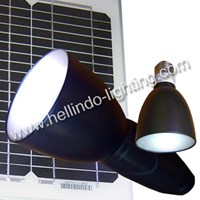 Lampu Solar Home System