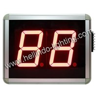Display Counter 2 digits