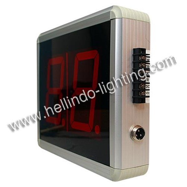 Display Counter 2 Digit