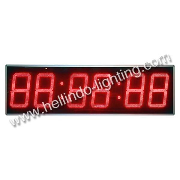3 in 1 Outdoor Digital clock