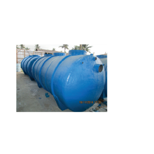 IPAL-WWTP-STP KCI SERIES (SILINDER) Septic Tank