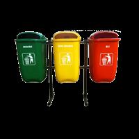 Tong sampah TS gantung volume 50 Liter 3 1