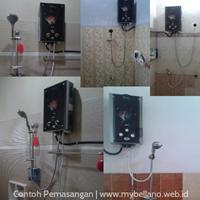Jual Water Heater Gas Bellano1 2