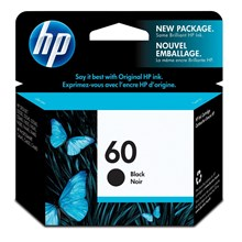 Tinta HP 60 Black Original Ink Cartridge