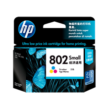 Tinta HP 802 Color Ink Cartridge