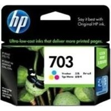 Tinta HP 703 Color Ink Cartridge