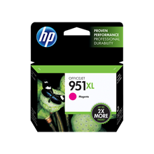 Tinta HP 951 XL Ink Cartridge Magenta