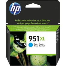 Tinta HP 951 XL Ink Cartridge CYAN