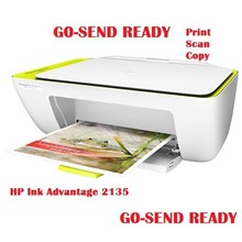 PRINTER HP Deskjet Ink Advantage 2135 All In One