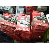 Jual  SanDisk Flashdisk Cruzer Blade CZ50 - 8GB Garansi Resmi