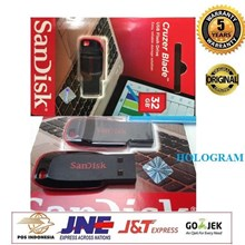 Flashdisk SanDisk Cruzer Blade 32GB USB Flash Drive CZ50 - GARANSI RESMI