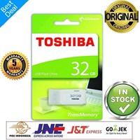 Jual Flashdisk Toshiba 32 Gb Hayabusa Original Garansi Resmi