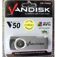 Flashdisk Vandisk 4 Gb