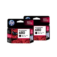 Tinta HP 680 Black printer HP Deskjet 2135 1