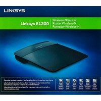 Jual Router Wireless Linksys E1200 N300 Komputer Bintaro
