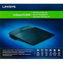 Router Wireless Linksys E1200 N300 Komputer Bintaro