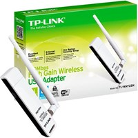 Jual USB Adapter Wireless  TP-Link TL-WN722N 150Mbps Komputer Bintaro
