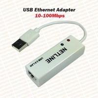 Jual USB LAN 10 100Mbps NETLINE Komputer Bintaro