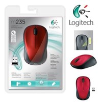 Jual Mouse Wireless Logitech M235