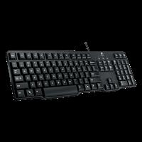 Keyboard Logitech K100 (Komputer Bintaro Pondok Indah Rempoa Ciputat Lebak bulus Pondok Pinang RS FATMAWATI Jakarta Selatan)