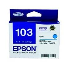 Tinta Epson 103 Cyan