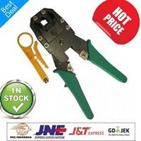 Jual Crimping Tools RJ-45 dan Rj-11 3 Hole