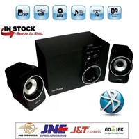 Jual Speaker Advance M180BT Bluetooth USB SD Slot